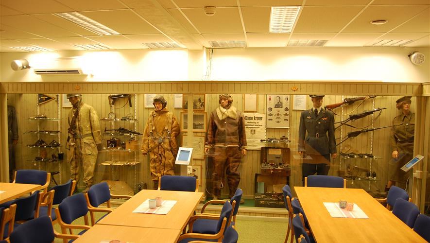 Varme og luftsikring i Hjemmefrontmuseet