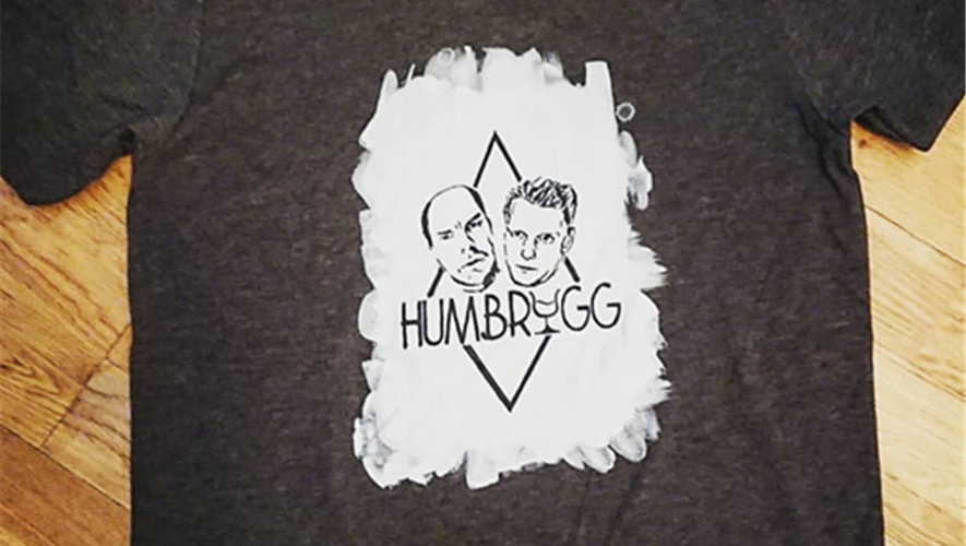 En rå Humbrygg t-skjorte!