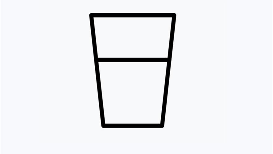 Humbrygg ølglass